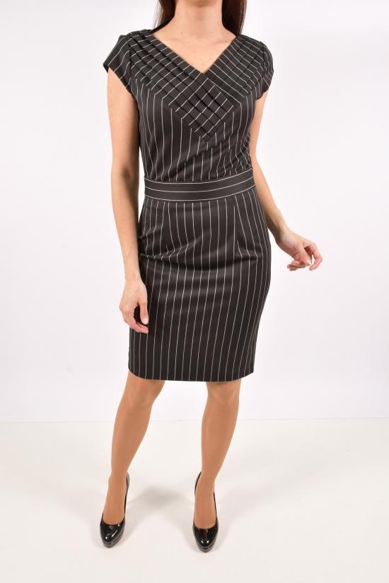 Платье женское (цв.черный) WIND Размеры в наличии : 42,44,46,48 арт.048-1029