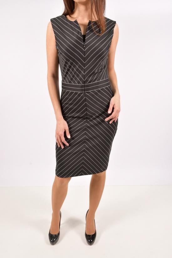Платье женское (цв.черный) WIND Размеры в наличии : 42,44,46,48 арт.048-1002