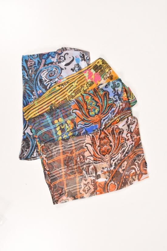Шарф женский размер 75*170 см. арт.натурал