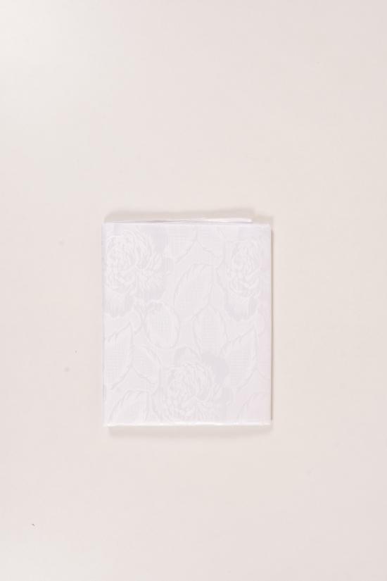 Скатерть на стол тканевая (с добавлением тефлона) размер 160/220 см. SEVEN арт.MF9312
