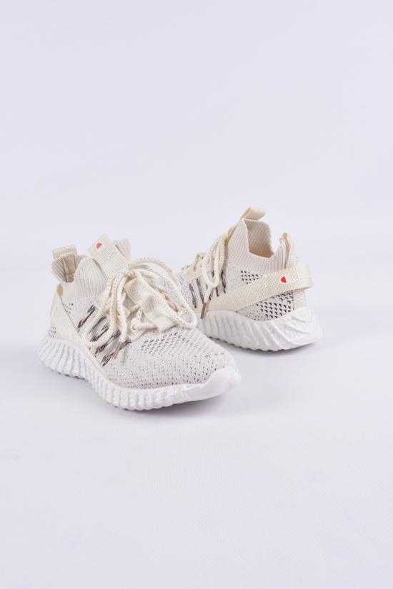 Кроссовки для девочки тканевые Размеры в наличии : 27, 28, 29, 30, 31 арт.LR12898-7