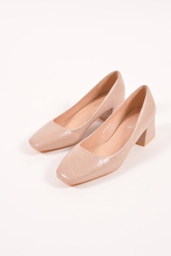 Туфли женские Размеры в наличии : 36,37,38,39,40 арт.NC82-5F
