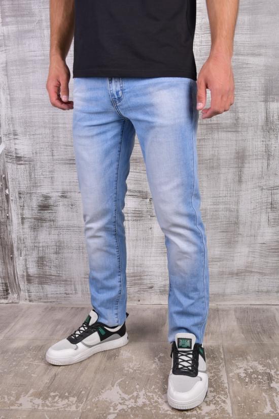 Джинсы мужские стрейчевые Fang Jeans Размеры в наличии : 29,30,31,32,33,35 арт.A-2323