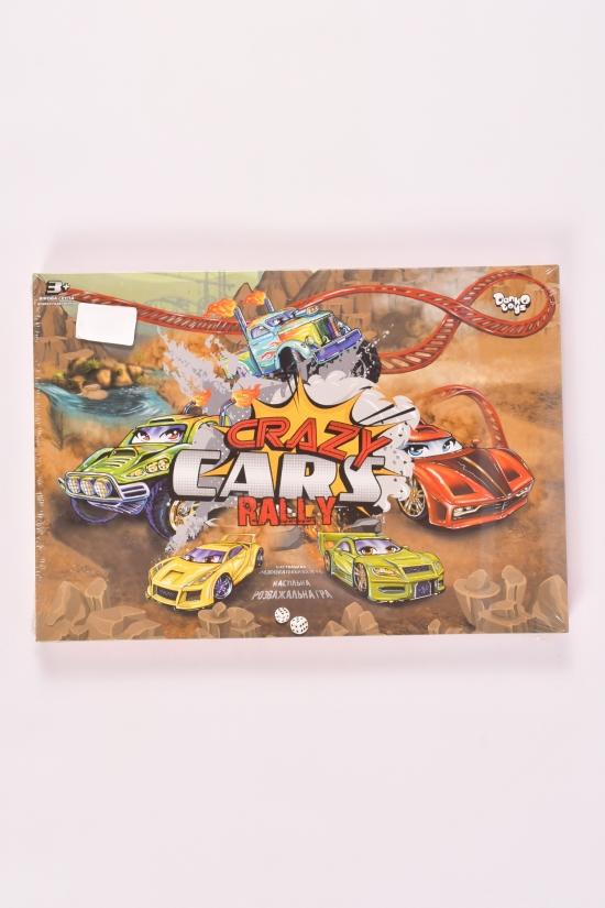 """Игра малая """"Crazy Cars Rally"""" /20 арт.DTG93R"""