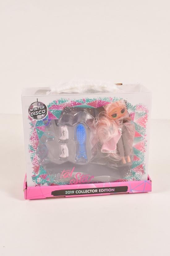 Игровой набор кукла в коробке 17,5/9,5/22,5см арт.NC2404