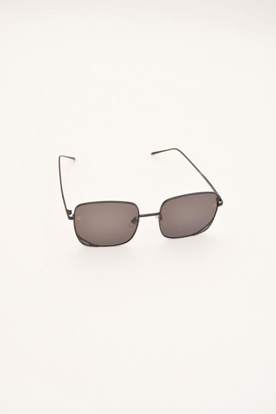 Очки женские солнцезащитные (стекло цвет черный) Chanel арт.CH71828