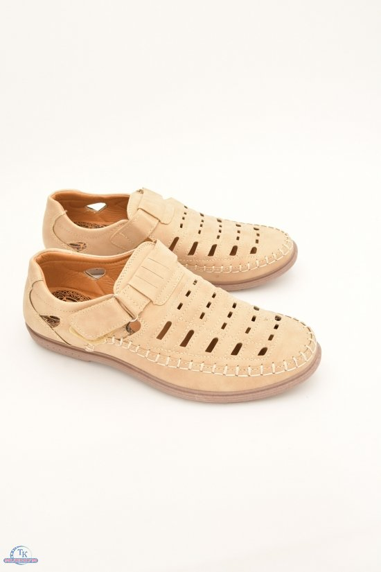 Туфли мужские с перфорацией DUAL Размеры в наличии : 40, 41, 42, 43, 44, 45 арт.5463-1