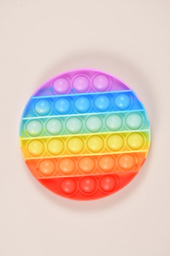 Pop It (Поп Ит) игрушка антистресс размер 12/12см арт.MK-009