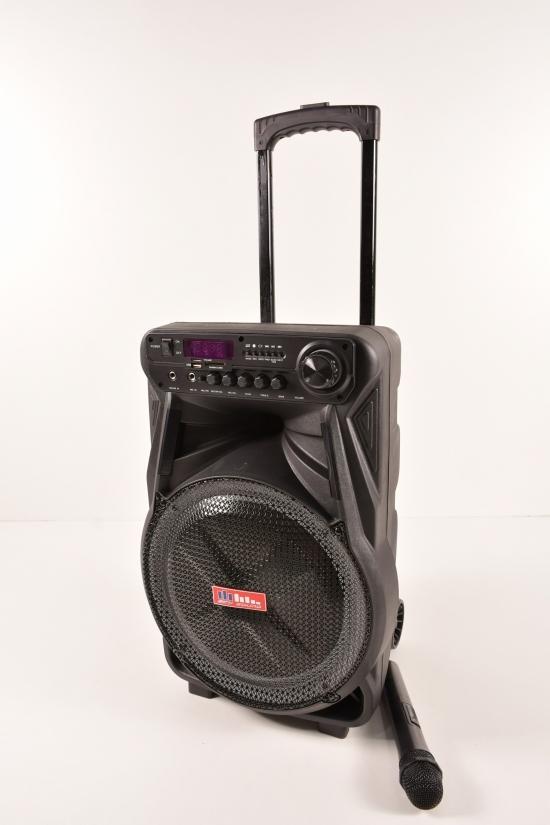 Автономная акустическая система (BLUETOOTH USB FM микрофон пульт) на аккумуляторе арт.SS-7171
