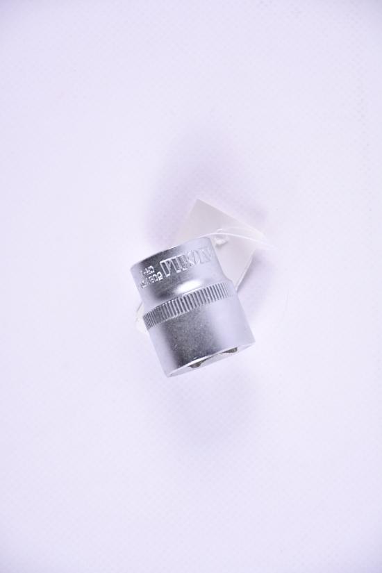 """Насадка шестигранная короткая 1/2"""" 24мм CrV mid арт.6071241"""