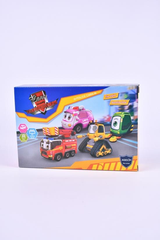 Игровой набор в коробке 21,5/14,5/4,5см арт.25556