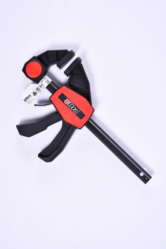 Струбцина быстрозажимная 150/60мм усиленная Ultra арт.4243112