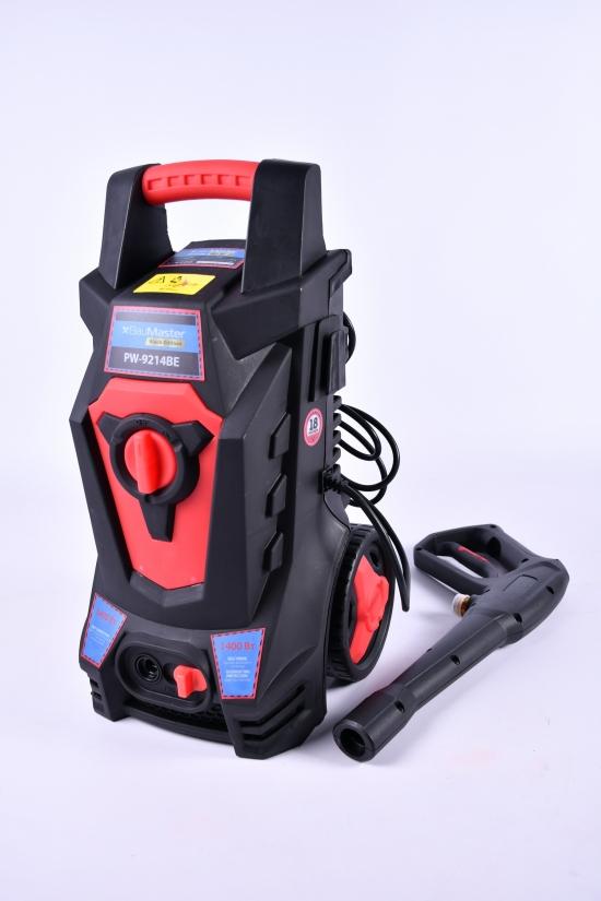 Мойка высокого давления 1400 ВT BauMaster арт.PW-9214BE