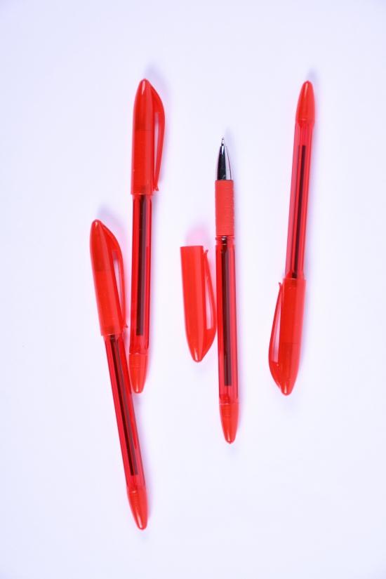 """Ручка шариковая (цв.красный) 1.0mm """"ELLOTT"""" арт.503P"""