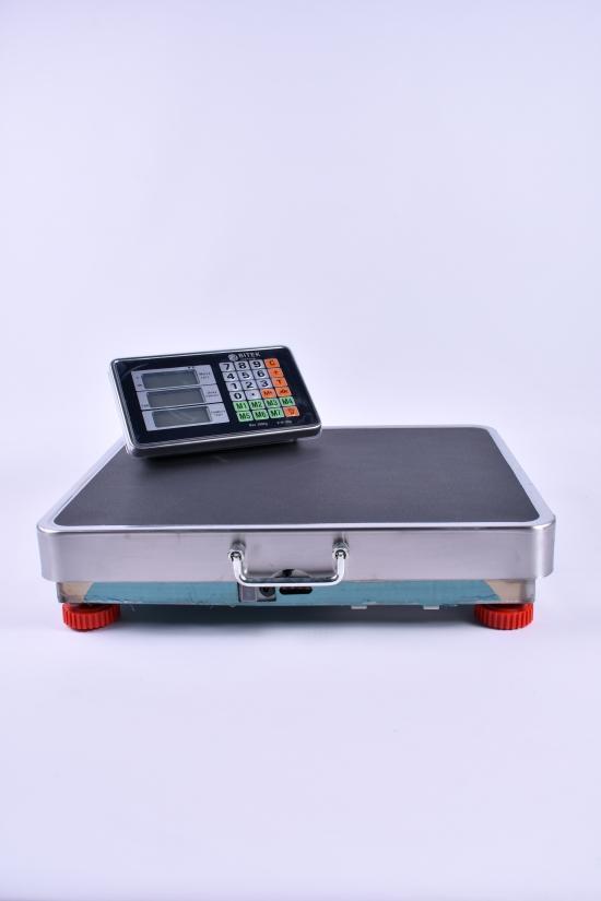 Весы электронные до 300кг. с Wi-Fi арт.WiFi-300