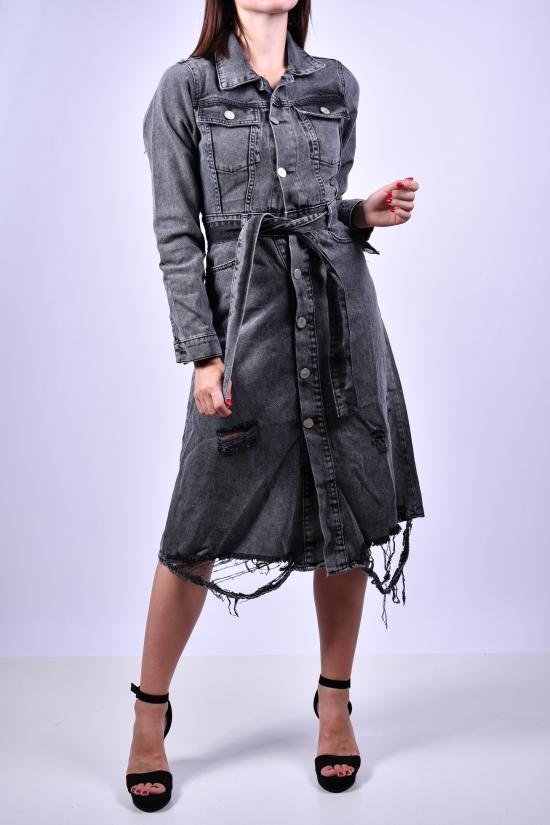 """Платье женское котоновое """"ELCIDO"""" Размеры в наличии : 40, 42, 44, 46 арт.00711"""