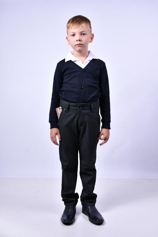 """Брюки для мальчика (color 13) """"Big Rodoc"""" (р.28-32) Роста в наличии : 104,110,116,122,128 арт.2239"""