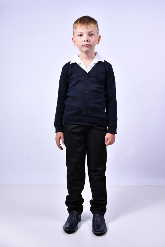 """Брюки для мальчика (siyah kendi garni) """"Big Rodoc"""" (р.28-32) Роста в наличии : 104,110,116,122,128 арт.5439"""