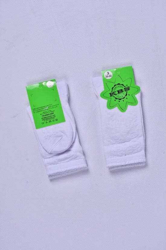 Гольфы для девочки с узором KBS (3) (размер 20-22) (Cotton 80%,Elastane 3%,Polyamide 17%) арт.3-55521