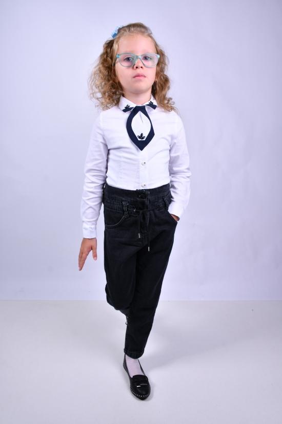 Блузка для девочки Рост в наличии : 116, 122, 128, 134 арт.196036
