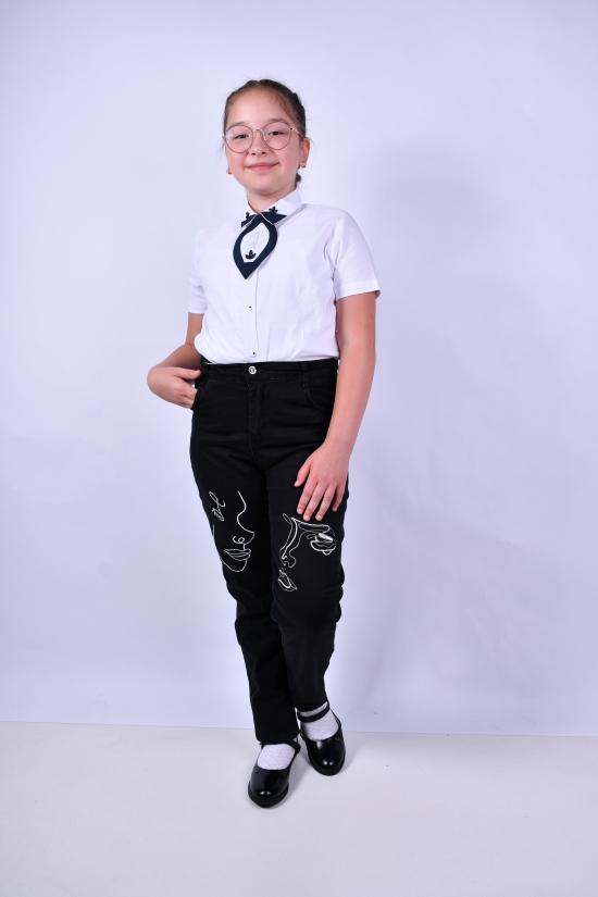 Блузка для девочки Роста в наличии : 134, 140, 146, 152, 164 арт.196035