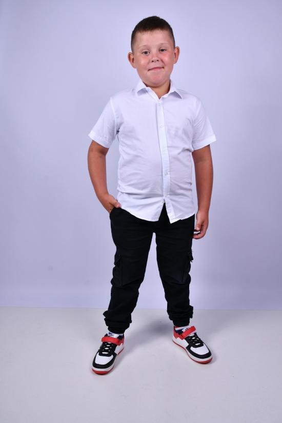 Шведка для мальчика (цв.белый) BOLD Рост в наличии : 128, 134, 140, 146, 152 арт.14481