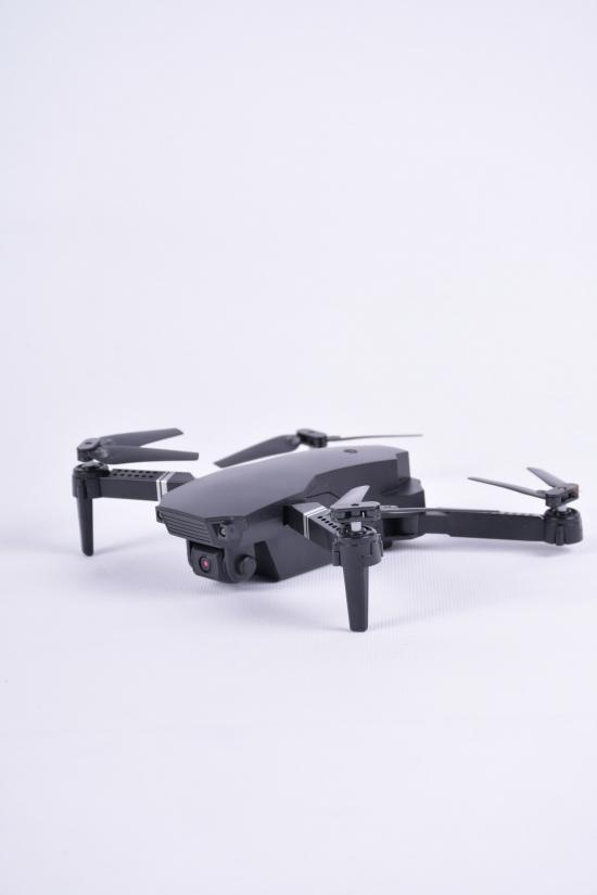 Квадрокоптер подсоединяется к телефону в защитном чехле 25/24,5см арт.S70
