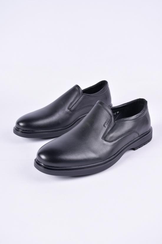 Туфли мужские Stylen Gard Размеры в наличии : 46, 47, 48, 49 арт.AH701-2