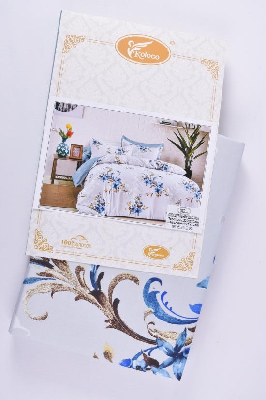 Комплект постельного белья размер 200/230см.(наволочка 70/70) арт.06-56