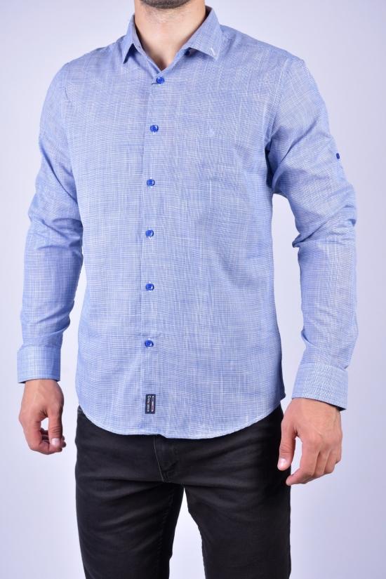 """Рубашка мужская """"Crestance"""" Размеры в наличии : 48, 50, 52, 54, 56 арт.SDK7766"""