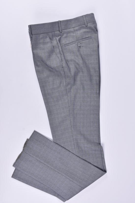 Брюки мужские (цв.серый) арт.2795