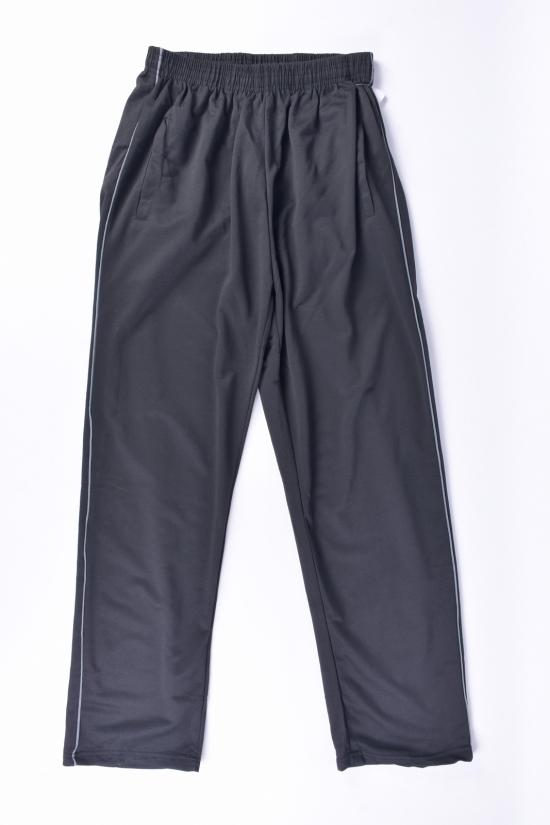 Брюки спортивные мужские (цв.черный) LONGCOM Размеры в наличии : 54, 58, 60, 62 арт.106