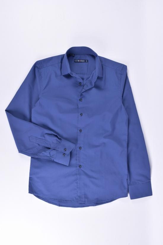"""Рубашка для мальчика """"BAZZOLO"""" Рост в наличии : 152, 158, 164, 170 арт.SKY1939"""