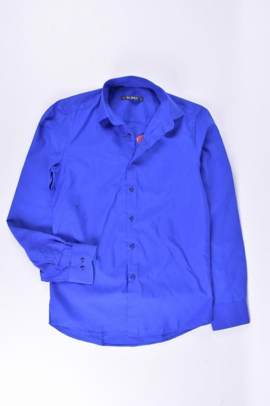 """Рубашка для мальчика """"BAZZOLO"""" Рост в наличии : 152, 158, 164, 170 арт.SKY1940"""