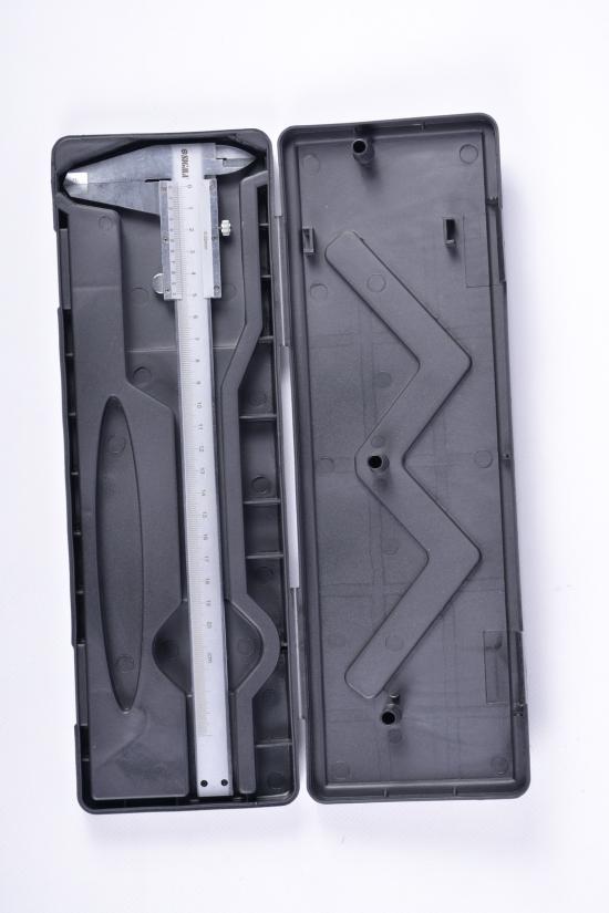 Штангенциркуль мех.200 мм точность 0,02мм(пенал) арт.3922211