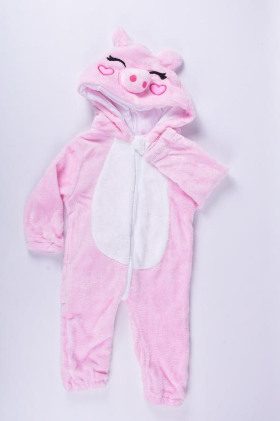 Пижама-кенгуру детская травка Размеры в наличии : 62, 68, 74 арт.C5