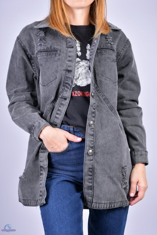 Пиджак джинсовый женский ASIST Размеры в наличии : 42, 44, 46 арт.107