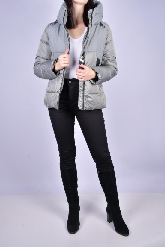 Куртка женская (цв.серый) D.S Размеры в наличии : 42, 44, 46, 48, 50 арт.M22086