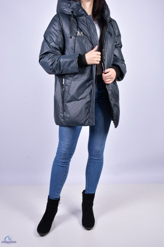Куртка женская зимняя (color. ZM22) OLANMERAR Размеры в наличии : 46, 48, 50, 52, 54 арт.B631
