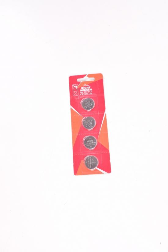 Батарейка 3V Right Hausen CR2016 (цена за 1шт.) арт.HN-306010