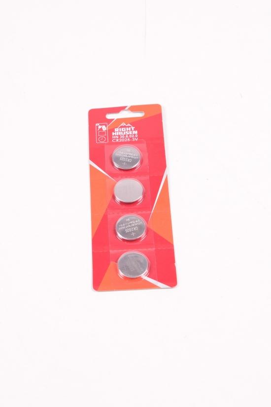 Батарейка 3V Right Hausen CR2025 (цена за 1шт.) арт.HN-306020