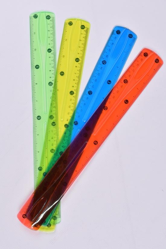 "Линейка ""неломайка"" 30 см Ruler арт.BC-0030"
